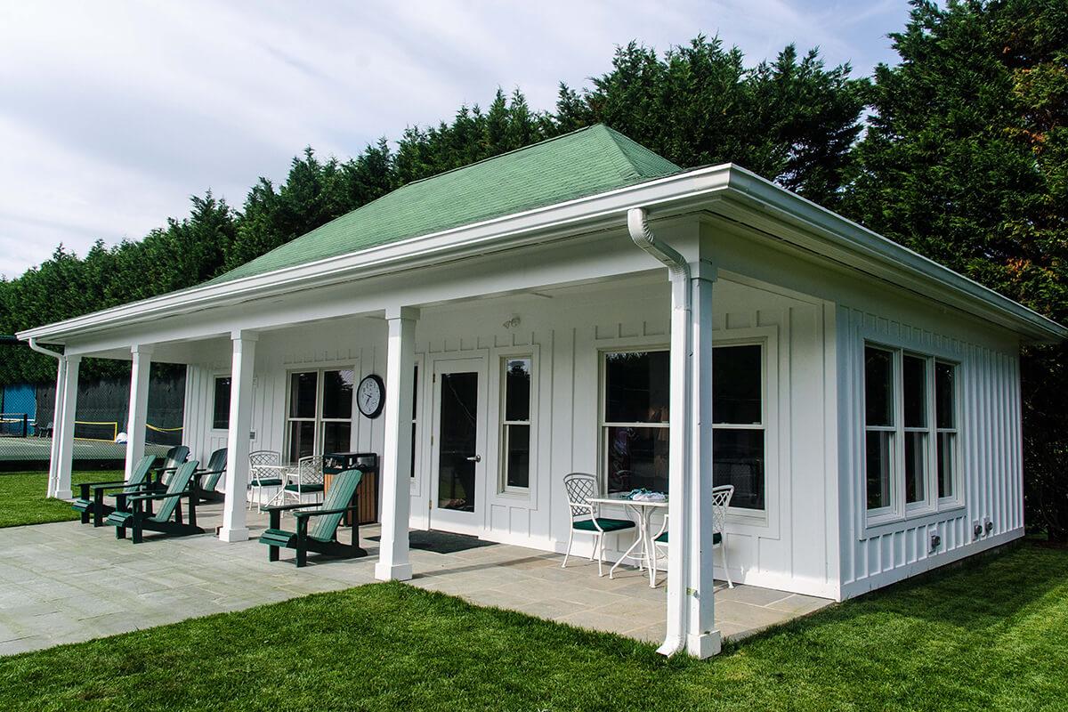 Elkridge Tennis Hut